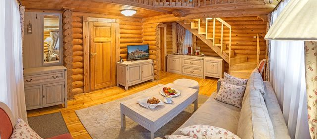 Hotel Yastrebets Wellness & Spa -  Finnish Chalets