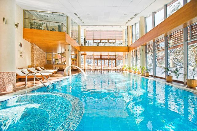 Hotel Yastrebets Wellness & Spa - Recreation